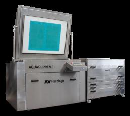 Plate Processing Equipment Aquasupreme AllFlexo